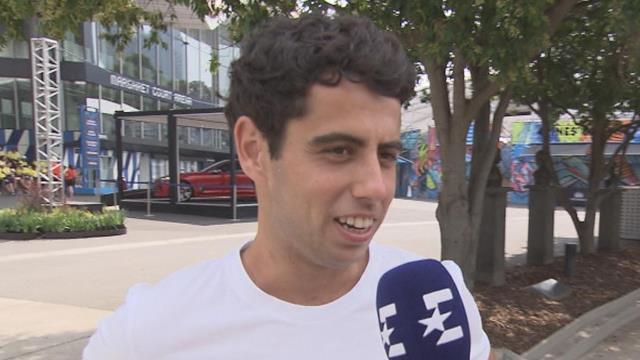 """Open de Australia 2020, Jaume Munar: """"Entrenar con Nadal en la Rod Laver es impresionante"""""""