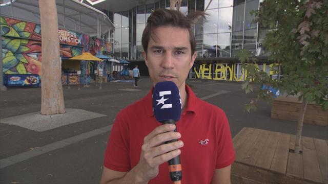 Vlog de Arenas: Baja la contaminación pero crece el riesgo de tormenta en la primera jornada