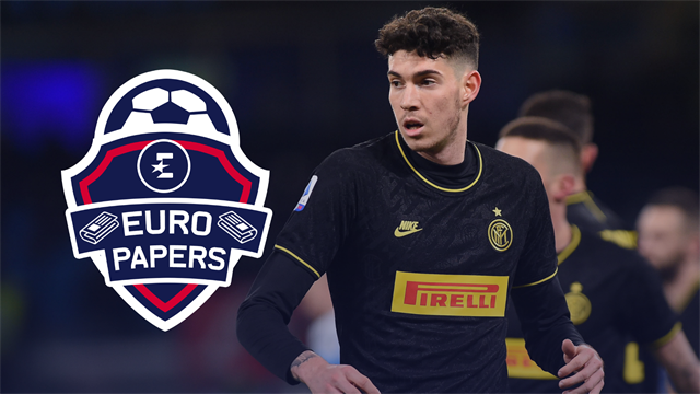 Barca face competition for Serie A wonderkid - Euro Papers