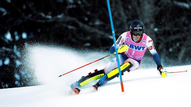 Noel stavolta non sbaglia: vittoria in slalom a Wengen, seconda stagionale