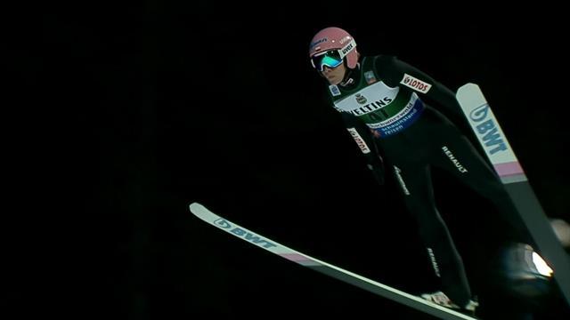 Saltos de esquí: Kubacki le arrebata la victoria a Kobayashi por ¡tres décimas!