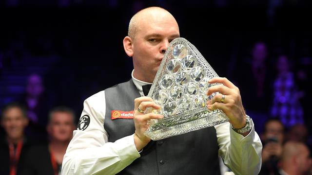 Highlights: Bingham beats Carter to take Masters title