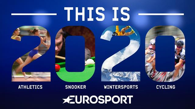 Get Excited! Eurosport launches on Fetch from 1 February 2020