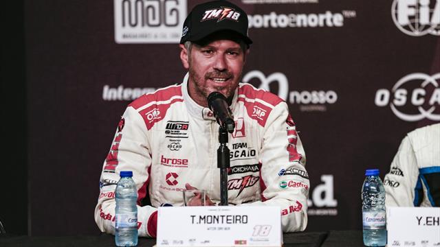 Le retour héroïque de Monteiro en WTCR n'a jamais été un projet d'un an