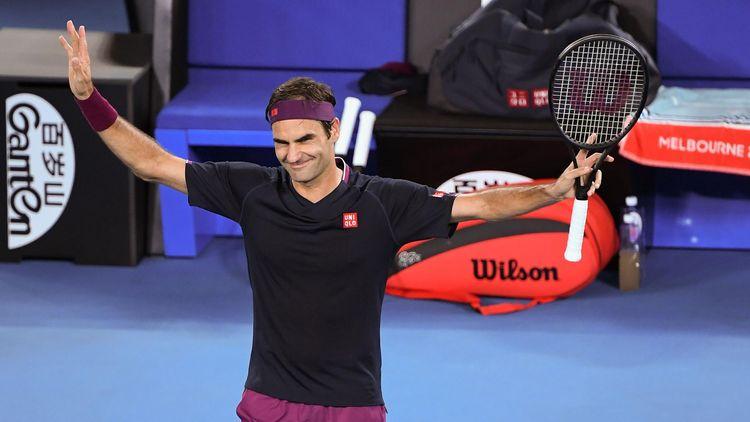 Australian Open 2020 News Roger Federer Eases Through To