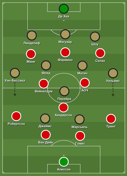 «Ливерпуль» – «МЮ»