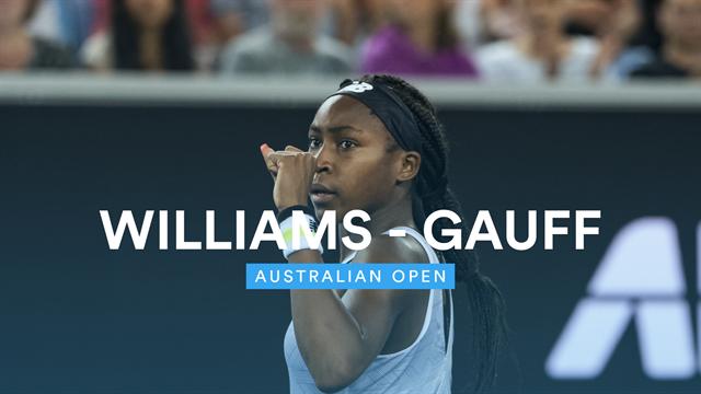 Venus Williams - Gauff : le résumé