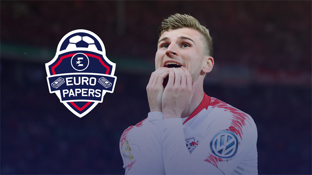 Liverpool make £60m Werner bid to kill Chelsea interest – Euro Papers