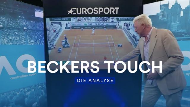 Becker analysiert: Darauf muss Struff gegen Djokovic achten