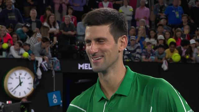 "Open de Australia 2020, Djokovic: ""Aquí he logrado mis mayores éxitos"""