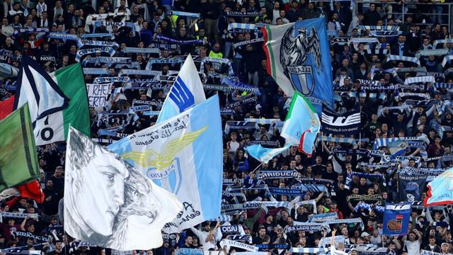 Saluto romano allo stadio, Lotito chiede risarcimento ai tifosi