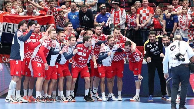 Au terme d'un match fou, la Croatie se qualifie pour la finale et affrontera l'Espagne