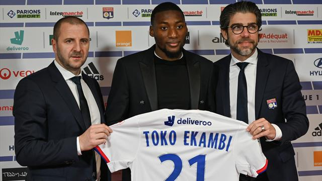 Karl Toko-Ekambi signe à Lyon — Officiel