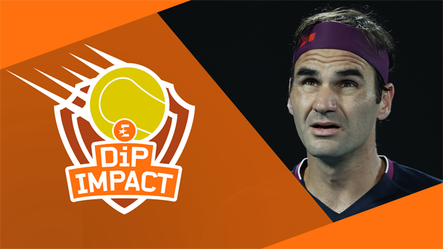 Quelles sont les vraies chances de Federer ? Revivez Dip Impact