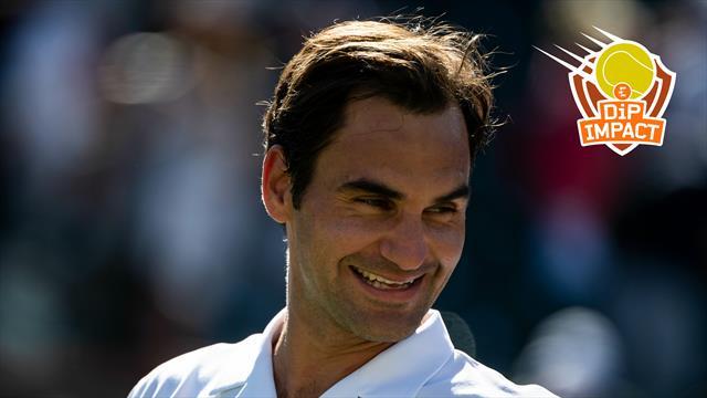 """Di Pasquale: """"Les gens ne savent pas à quel point Federer est un grand déconneur"""""""