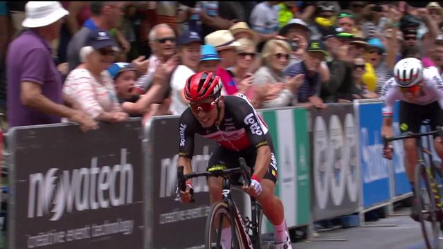 So lief der Sprint auf der 2. Etappe der Tour Down Under