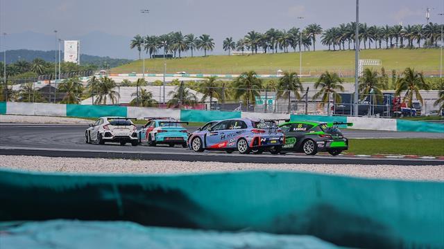 Les courses à la WTCR sont de retour à Sepang