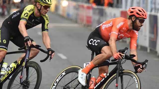 Geschke beendet Tour Down Under als Gesamtdritter - Porte triumphiert