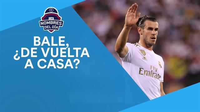 Bale, Cavani, Rodrigo, Dani Olmo y Bruno Fernandes, los nombres del día