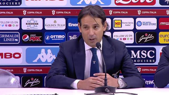 """Inzaghi: """"Lucas Leiva ha sbagliato a protestare ma che svista dell'arbitro"""""""