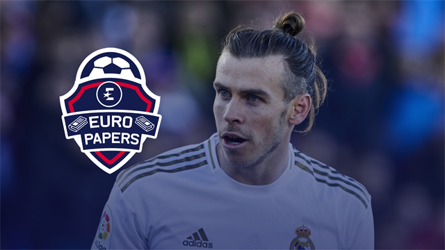 Real Madrid consider low Spurs offer for Gareth Bale – Euro Papers
