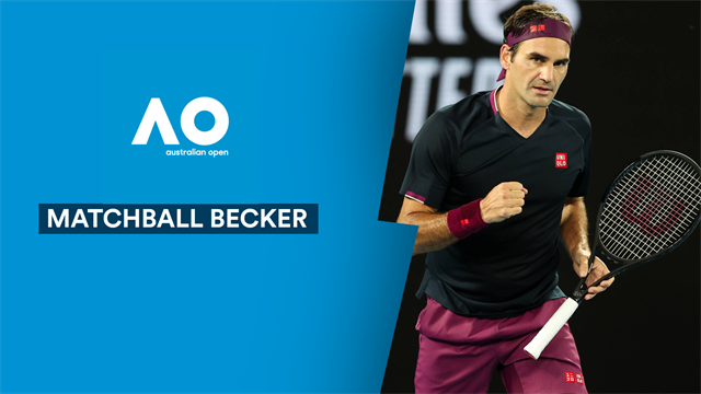 """Federer erstaunt sogar Becker: """"Das hatte ich so nicht erwartet"""""""