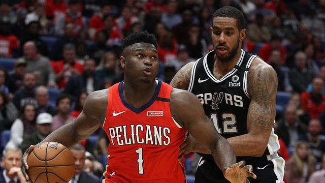 Cel mai așteptat debut în NBA: Zion Williamson impresionează în primul său meci!