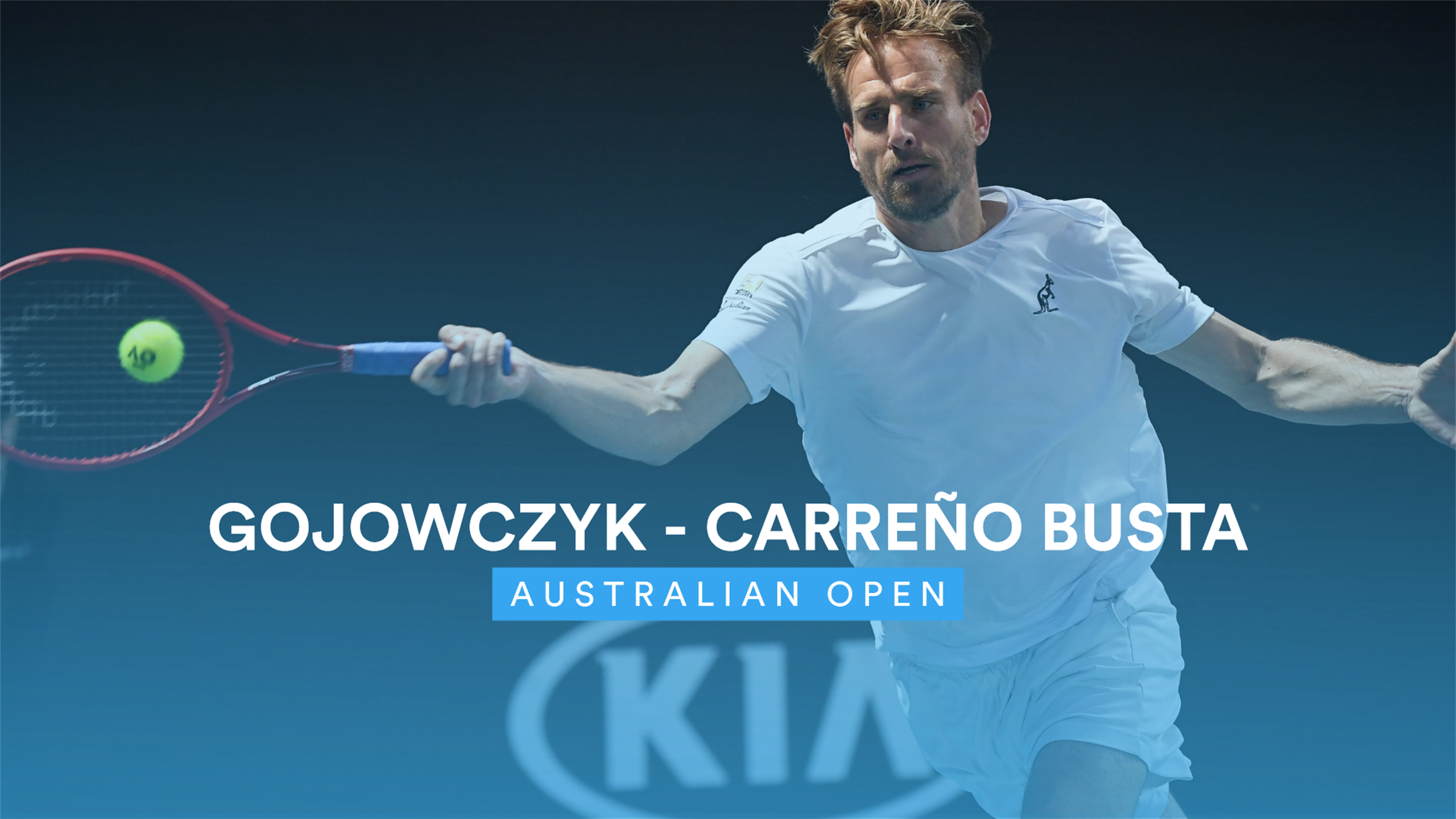 Australian Open 2020 Highlights Peter Gojowczyk Pablo Carreno Busta Tennis Video Eurosport