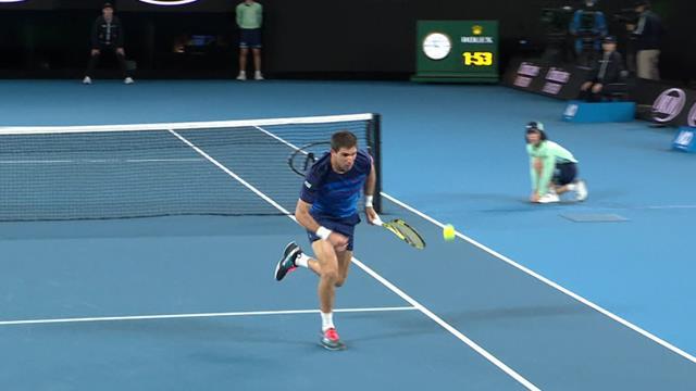 Australian Open| Een punt zoals alleen Nadal dat kan...