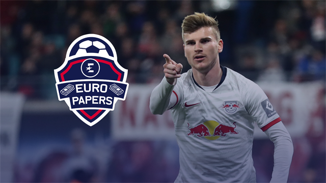 Werner snubs Spanish giants for Premier League move - Euro Papers