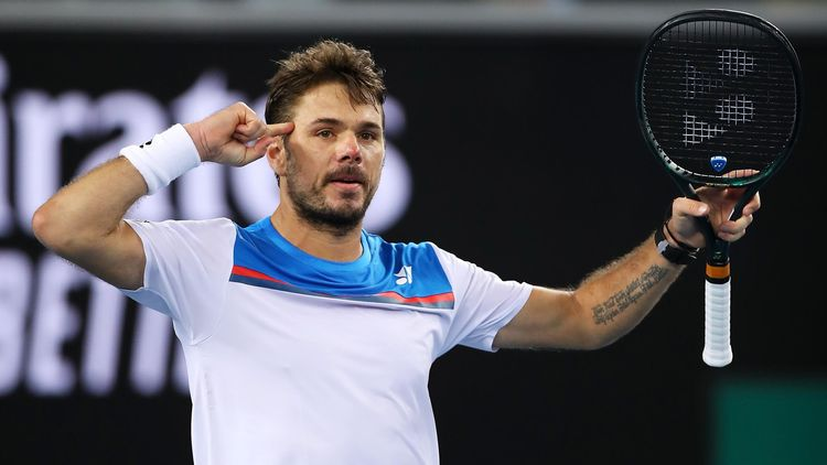 Australian Open 2020 news - Stan Wawrinka survives five-set ...