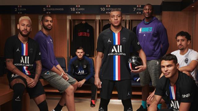 Jordan, drapeau tricolore, Batum : le PSG dévoile son 4e maillot