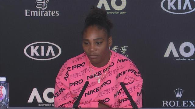 Australian Open| Williams gaat in op verlies en einde carriere Wozniacki