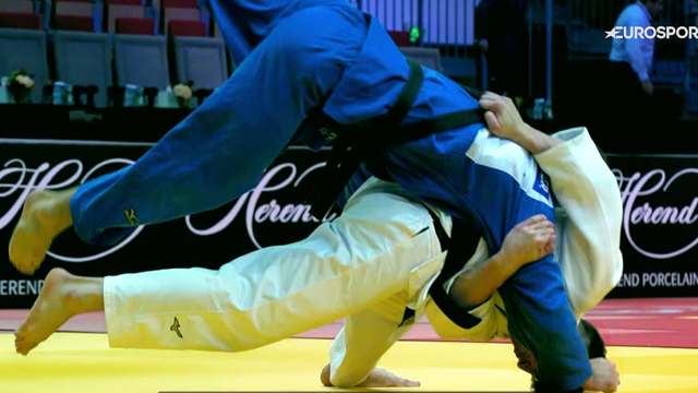 Going for gold: How judo hopefuls can qualify for Tokyo 2020