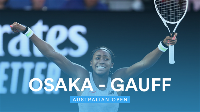 Highlights: See how 15-year-old sensation Gauff knocked out defending champ Osaka