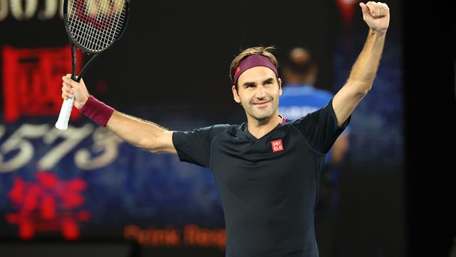 Hans Dampf in allen Gassen: Wie schafft Federer das nur?