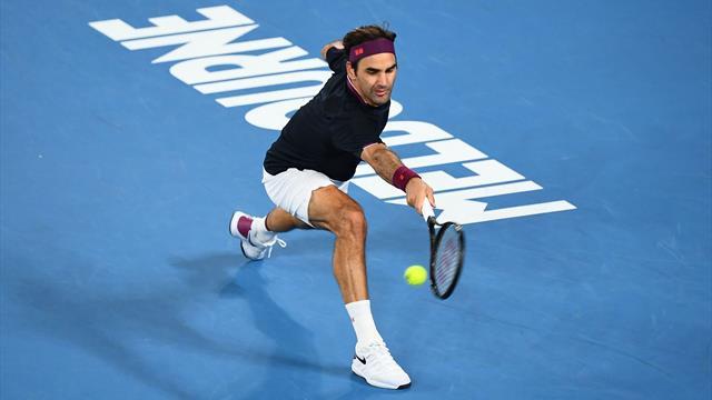 Australian Open| De waanzinnige supertiebreak van Federer - Millman