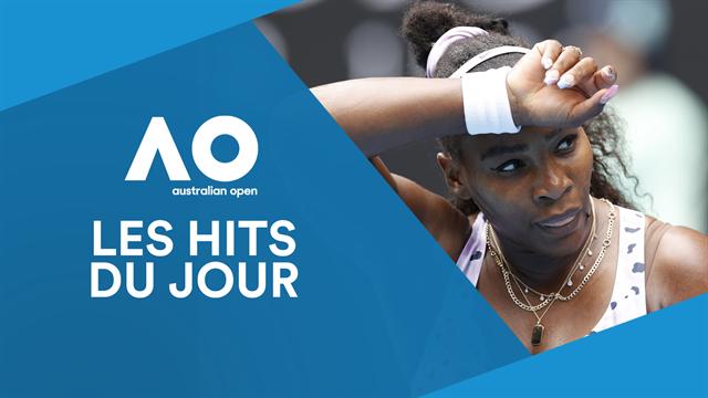"""""""Serena a été lucide sur son niveau de jeu... proche des juniors"""""""