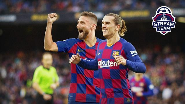 Opportunité de marché et risque mesuré : Et si Giroud et Griezmann se retrouvaient au Barça ?
