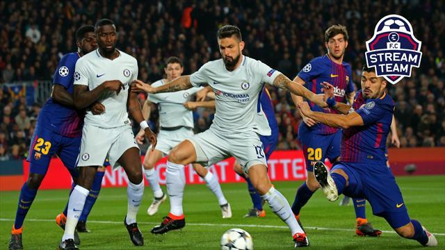 """""""Le problème avec Giroud, c'est qu'on est très loin de l'ADN du Barça"""""""