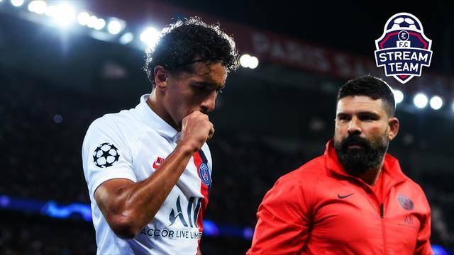 Il fait partie des 4 indispensables du PSG : Comment jouer sans Marquinhos ?