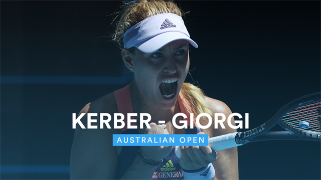 Highlights of Kerber's gritty win against Giorgi