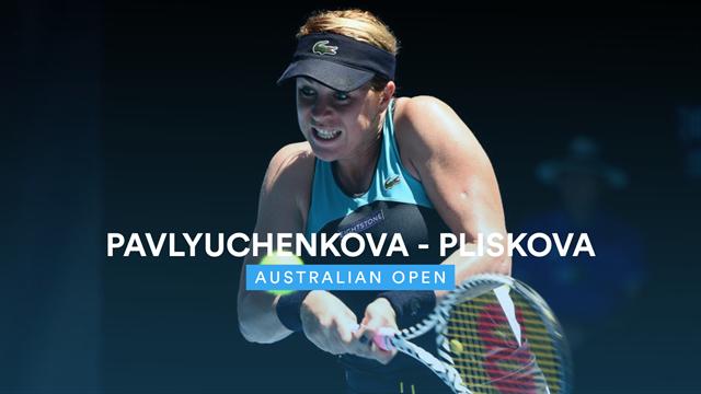 Pliskova - Pavlyuchenkova : Le résumé