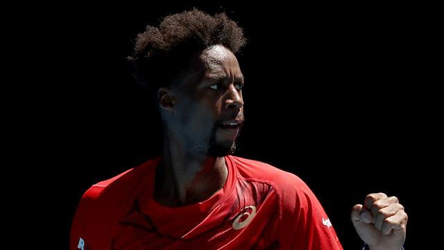 Monfils choqué par le décès de Kobe Bryant