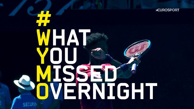 Australian Open| De 6e dagsessie: wat heb je gemist?