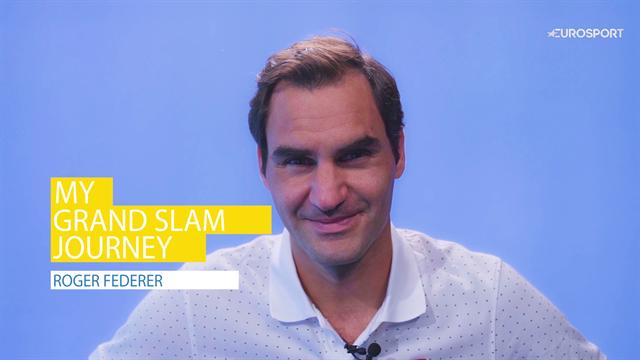 My Grand Slam Journey   Roger Federer