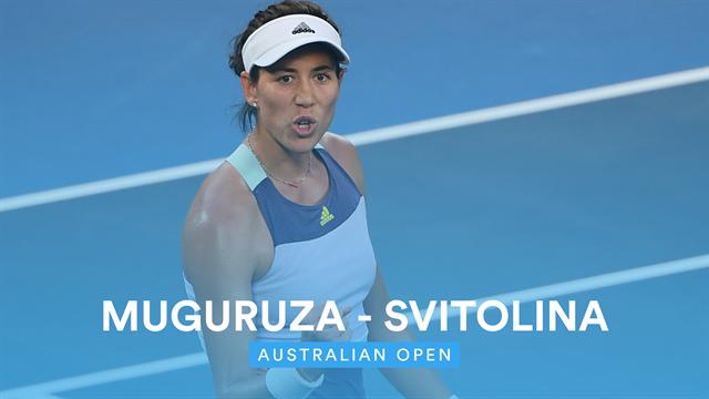 Australian Open| Svitolina volgende top-10 speler die derde ronde niet overleeft