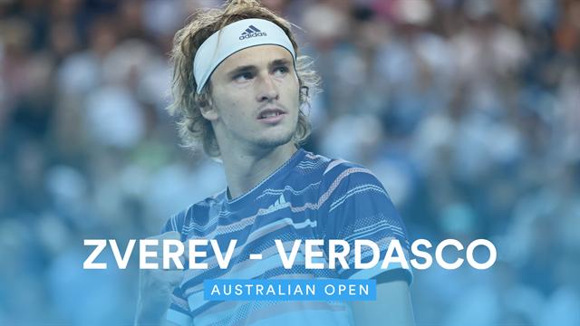 Australian Open| Zverev nog zonder setverlies