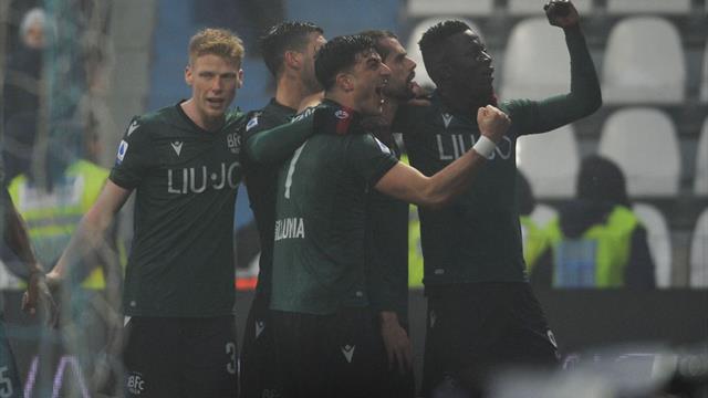 Spal-Bologna, De Leo a Sky Sport: