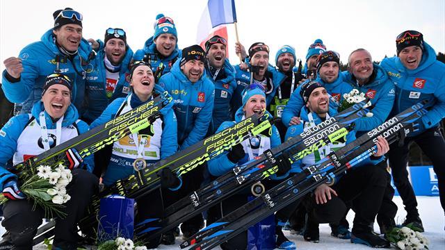 L'équipe de France et l'ambitieuse quête du record